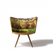 Стул Embroidery chair